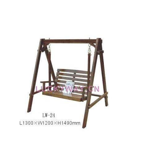 Wooden Swing,glider