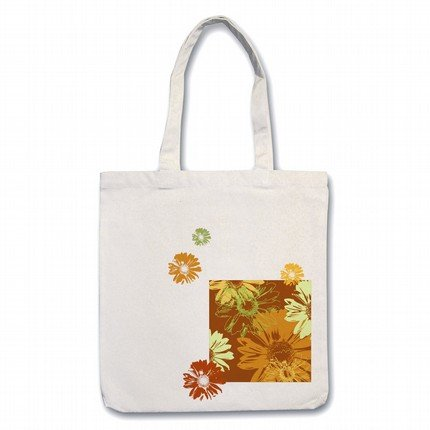 Flower Daisy Tote Bag