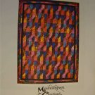 Taffy Twist Quilt Top Pattern #300 by Kari Nichols Mountainpeek Creations