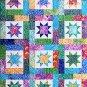 Atkinson Designs Lucky Stars Quilt Top Pattern ATK-129