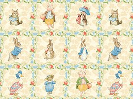 Quilt Magazine | Quilt Magazine   Beatrix Potter Collection