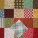 RJR Thimbleberries 29 4 inch Cotton Fabric Charms Quilt Blocks