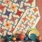 Atkinson Designs Granny&#39;s Bloomers Quilt Top & Table Runner Pattern ATK-120