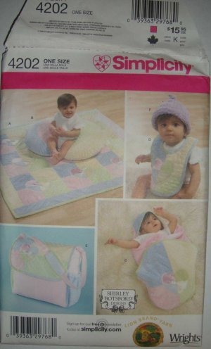 Simplicity baby bib patterns Craft Supplies | Bizrate