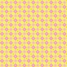 BTY Little Blessings Harlequin Orange & Yellow Diamond Dots Fabric By the Yard