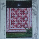 Tammy Tadd Designs Les Femmes Rouge Quilt Top Pattern # 402 Full Double Queen Size