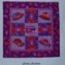 Stepping Out in My Red Hat Quilt or Wall Hanging Pattern by Custom Creations
