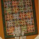 Spirit of the West Classy Quilt Top Pattern by Debbie Caffrey Debbies Creative Moments