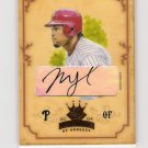 Marlon Byrd Diamond Kings Autograph 8/200