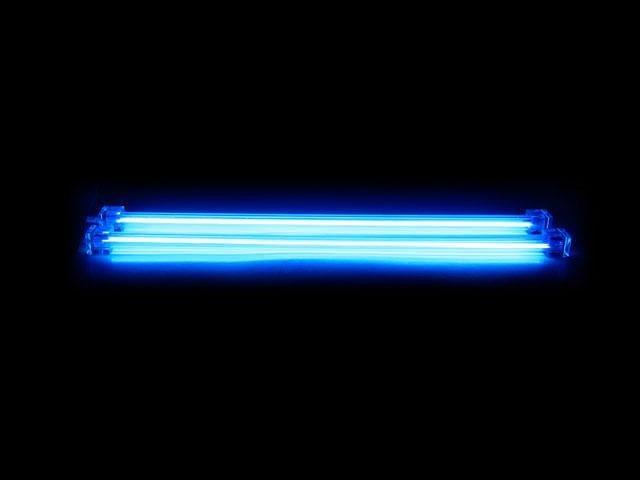 "12"" Dual Cold Cathode Light Kit - Blue"