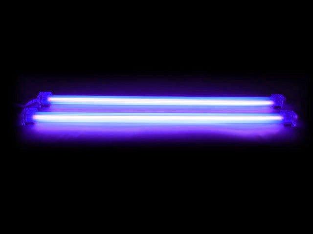 "12"" Dual Cold Cathode Light Kit - UV Black"