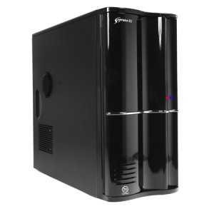 Thermaltake SopranoRS No Power Supply MidTower Case (Black)