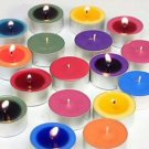 One Dozen Non-Scented Tea Light Candles