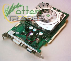 nVidia GeForce 8600 GT 512MB DDR2 PCI-E x16 Graphic Card