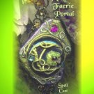 SPELL WORKER MAGIC(sm)/TOLKIEN JEWELRY/Misty Mountains Faerie Portal Necklace/Pendulum/Portal 4ec