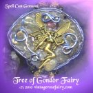 ELVEN/ TOLKIEN JEWELRY/ TREE OF GONDOR FAIRY/ Pendulum/ Spell Cast Gems(tm)/Rose Petals/Portal7ec