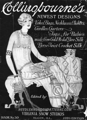 Antique 1926 Collingbourne s Newest Designs Crochet and Bead Book E-MAILED.PDF