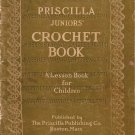 Antique 1914  Priscilla Junior s Crochet Book E-MAILED.PDF