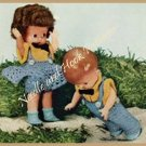 Doll clothes for Jack & Jill