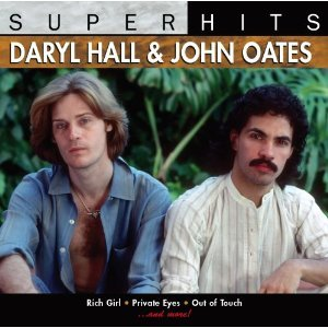 Super Hits--Hall & Oates