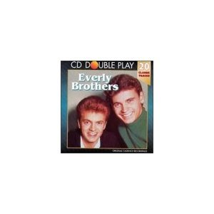 CD Double Play--The Everly Brothers