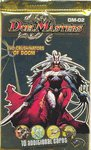 DuelMasters DM-02 EVO-Crushinators of Doom Booster Pack containing 10 cards
