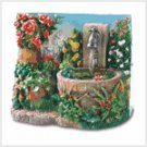 #38802 Floral Fantasy Mini-Fountain