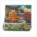 #38799 Country Garden Mini-Fountain
