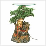 #38840 Bonsai Water Fountain Table