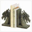 #37978 Fierce Dragon Bookends
