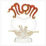 #38040 Mom Glass Doves Figurine