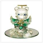 #35071 May Birthstone Angel Bear