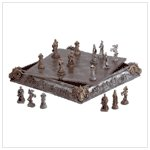 #35301 Medieval Chess Set