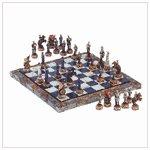 #34736 Civil War Chess Set
