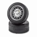 #38442 Racing Tire Alarm Clock