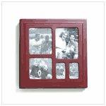 #36470 Wooden Photo Album