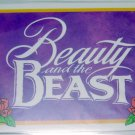 Disney Beauty Beast 198 Trading Card HOLOGRAM Set RARE