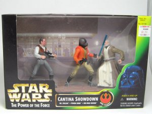 STAR WARS Evazan Ponda Baba Obi-Wan CANTINA Figure Set