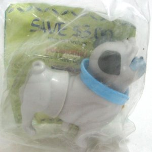 Burger King Happy Meal Disney Pocahontas Percy Pug Dog Toy MIP
