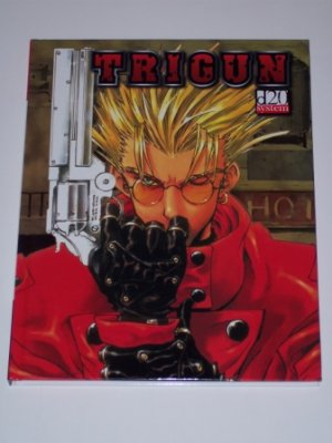 BIG EYES SMALL MOUTH TRIGUN D20 (Hard Cover) **New**