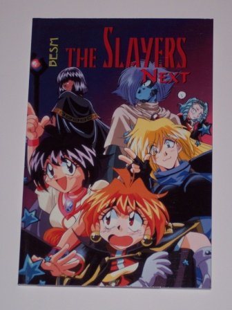 Besm The Slayers Next Book 2 **New**  FREE SHIP!!
