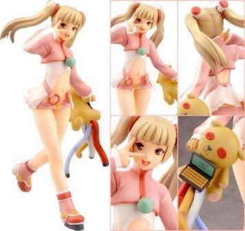 Burst Angel: Amy 1/8 Scale PVC Figure **Brand New**