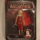 BattleStar Galactica Red Dress Six Figure (Autographed) - FREE SHIP