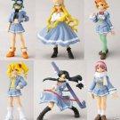 Kujibiki Unbalance Story Image Figures (Complete Set of 6) *NIB*