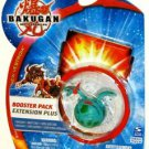 Bakugan Green Motra Booster Pack Extension Plus - NIB