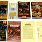 AD&D Death Knights of Krynn (Amiga) Complete! RARE Vintage Gaming