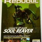 Gamers Republic Game Magazine # 6 November 1998 - Soul Reaver