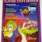 Game Informer Jan/Feb Issue 1992