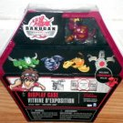 Bakugan Gundalian Invaders RED Display case - New & Sealed