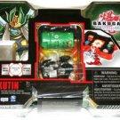 Bakugan Gundalian Invaders Green Bakutin - New & Sealed